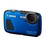 Canon PowerShot D30 Vorderseite