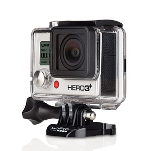 GoPro Hero3+ Black Edition komplett
