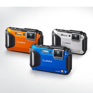 Panasonic Lumix DMC-FT5 Farbauswahl