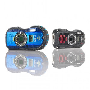 Ricoh WG-4 GSP in zwei Farben erhältlich