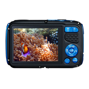 Canon PowerShot D30 Rückseite