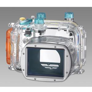 Canon Unterwassergehäuse Vorderseite