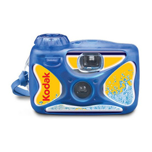 Kodak Sport Einweg Unterwasserkamera