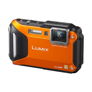 Panasonic Lumix DMC-FT5 digitale Unterwasserkamera
