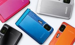 Sony DSC-TX30 in mehreren Farben erhältlich